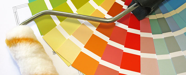 Paint Mixing & Color Matching